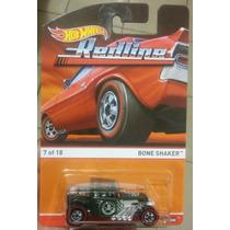 Hot Wheels Bone Shaker Heritage Redline
