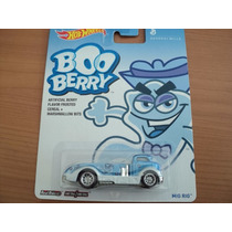 Hot Wheels Real Riders General Mills Boo Berry