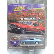 Johnny Lightning - 1968 Mustang Gt Es Nuevo