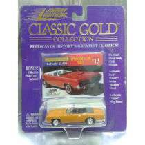 Johnny Lightning - 1970 Cougar Xr-7 Nuevo En Blister