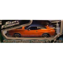 Greenlight Auto Rapidos Y Furiosos Color Naranja Escala 1/18