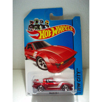 Hot Wheels Mazda Rx-7 Rojo 27/250 2014