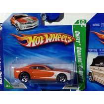 Hot Wheels Treasure Hunt Chevy Camaro Concept