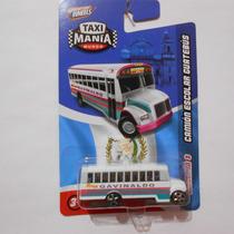 Fermar4020 *camion Escolar Guatebus* T-10 #3 1:64 Taximania