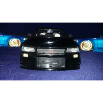 Nissan Skyline G T R (r34) Jada Toys 1/24