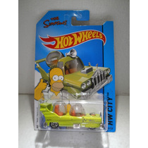 Hot Wheels The Simpsons The Homer Verde 89/250 2014