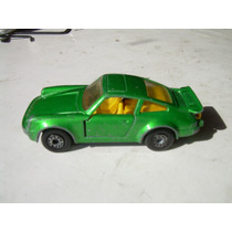 Porsche Turbo De Matchbox Setentas 1:64 Vv4
