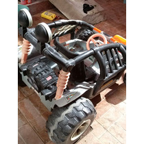 Carro Eléctrico Power Wheels Eliminator