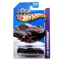 Hot Wheels Hw Showroom Porsche 911 Gt3 Rs Negro # 157/250