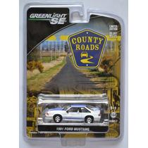 1991 Ford Mustang, Seríe County Roads