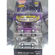 Johnny Lightning - 1982 Camaro Z 28 En Blister