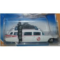 Hot Wheels Ghostbuster Ecto1 Casafantasmas 25/44