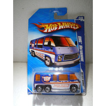Hot Wheels Gmc Motorhome Azul 124/214 2010 Tl