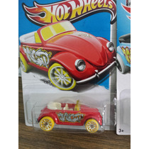 Vw Beetle Convertible, Set De 2 Piezas. Serie 2013.