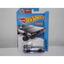 Hot Wheels Back To The Future Part Ii 1:64 Hovering Delorean