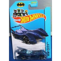 Hot Wheels Batmobile The Bumbler, Serie Tv, Arkham