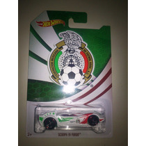Carritos Hot Wheels Edicion Seleccion Mexicana Op4