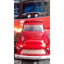 Pick Up Chevrolet Stepside 1955 Metal