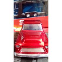 Pick Up Chevrolet Stepside 1955 Metal