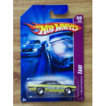 Hotwheels * ´70 Plymouth Road Runner Taxi 2007 * Hot Wheels
