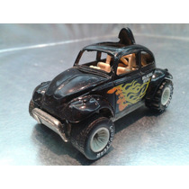 Hot Wheels - Vw Baja Bug Vocho De 1985 Real Riders Malaysia