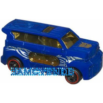 Transformers Speed Stars Soundwave Matchbox Hot Wheels Hm4