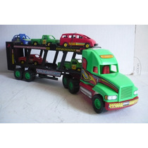 Trailer Madrina - Camioncito Juguete - Camion Modelo Escala