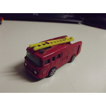 Camion Fire Tender Corgi Juniors Gt Britain