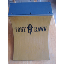 Tony Hawk Rampa Para Mini Patinetas Baterias Mide 26 X 18 Cm