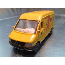 Siku - Mercedes Benz Sprinter Paqueteria Postal (#1)