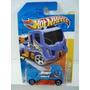 Hot Wheels Camión Trailer Tractor Azul 2011 1:64 Ndd