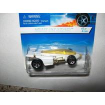 Shadow Jet Winter White Racer Hot Wheels 1996 #562 Rm4