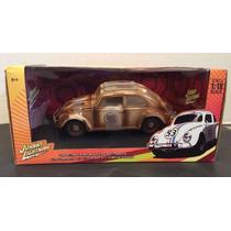 1953 Vw Beetle Herbie Fully Loaded 1/18