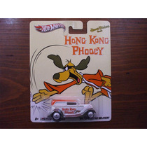 Hot Wheels Pop Culture Hanna Barbera Hong Kong 34 Ford Sedan