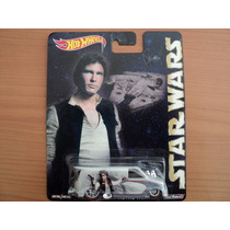 Hot Wheels Pop Culture Star Wars Han Solo 2015 Chevy 1985