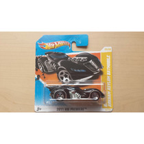 Batman Batimobil Arkham Asylum Hot Wheels Die Cast 1/64