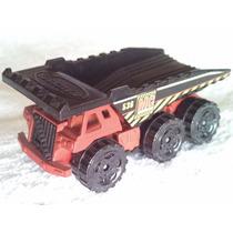 Dump Truck, Matchbox Mattel Inc Thailandia 2001, Volteo Mina