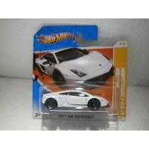 Hot Wheels Lamborghini Gallardo Lp 570-4 Superleggera 2011tc