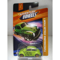 Adventure Wheels Tunermania Vw Volkswagen Bocho Verde