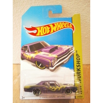Hot Wheels 69 Dodge Coronet Superbee Morado 212/250 2014