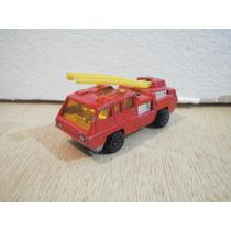 Matchbox Superfast Blaze Buster Camion Bomberos N°22