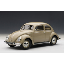 Volkswagen 1955 Malenita Auto A Escala De Colección