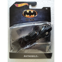 Hot Wheels Batman Batmobile Tim Burton Escala 1/ 50 2016