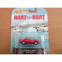 Hot Wheels Miami Vice Ferrari Dino Env Grat