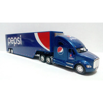 Trailer Kemworth T700 Pepsi Esc. 1:68