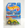 Hot Wheels Tractor Amarillo/verde Collector #145