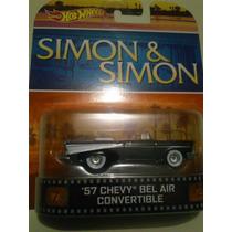Hot Wheels De Coleccion Serie Retro Chevy 57 Bel Air Maa