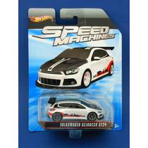 2010 Hot Wheels Speed Machines Volkswagen Scirocco Gt24