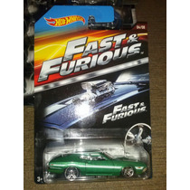 Hotwheels Fast And Furious 72 Ford Grand Torino Sport