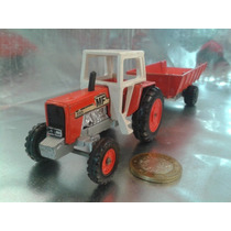 Matchbox Lesney - Tractor Massey Ferguson 1978 Super Kings